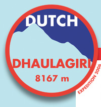 Dutch Dhaulagiri Expedition 2006 (Katja Staartjes & Henk Wesselius)